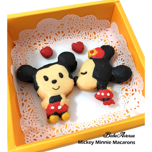 Mickey Minnie Macaorns