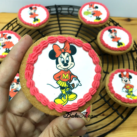 Mickey Minnie Cookies