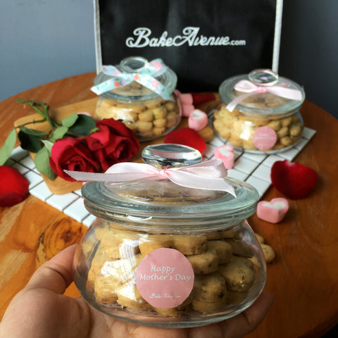 Mother's Day Special - Rose Pistachio Cookies (Jar) @ $14.80