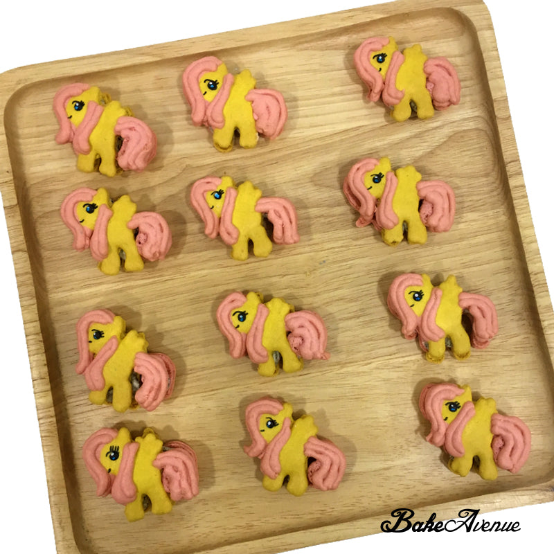 My Little Pony Macarons