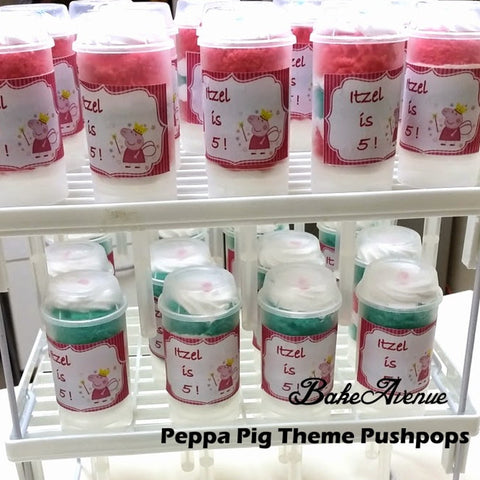 Peppa Pig Pushpops