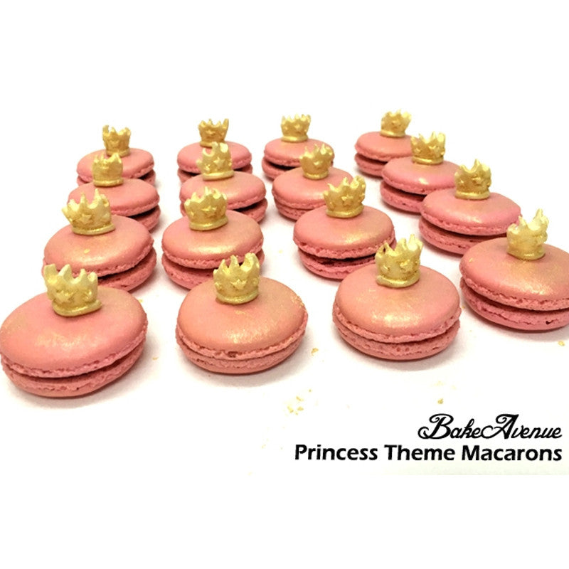 Princess Theme Macarons