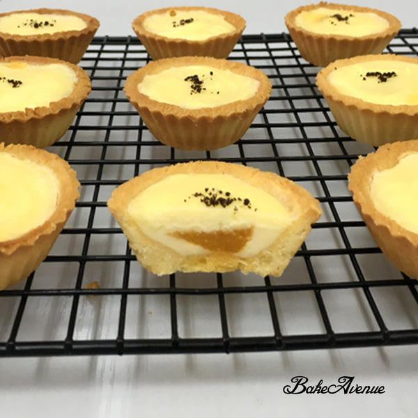 Salted Egg Cheese Tarts Baking Class