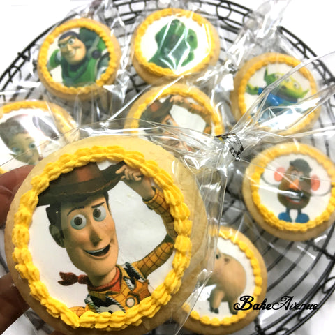 Toy Story icing image Cookies
