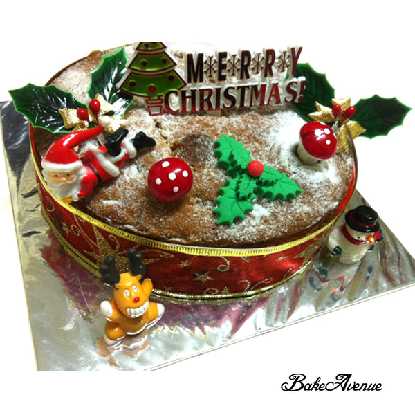 Corporate Orders - Christmas Traditional Fruit Cakes