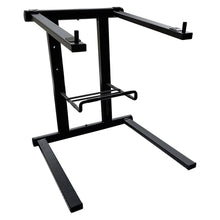 AxcessAbles DJLTS-01 Portable Folding Laptop Stand (Black)