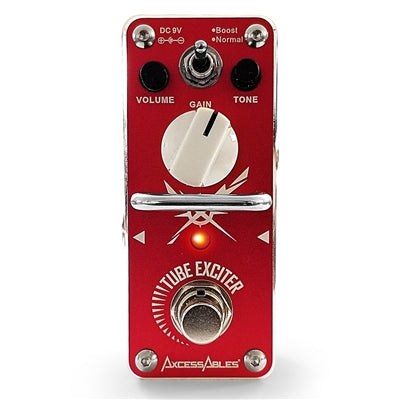 AxcessAbles TUBE EXCITER Overdrive Guitar Pedal