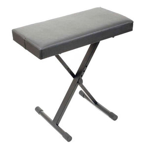 AxcessAbles KB-103 Adjustable Padded Keyboard Bench