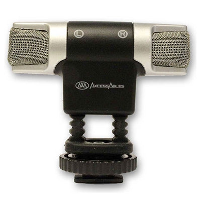 AxcessAbles ODM-3 Microphone for DSLR (Mic & Cable for DSLR)