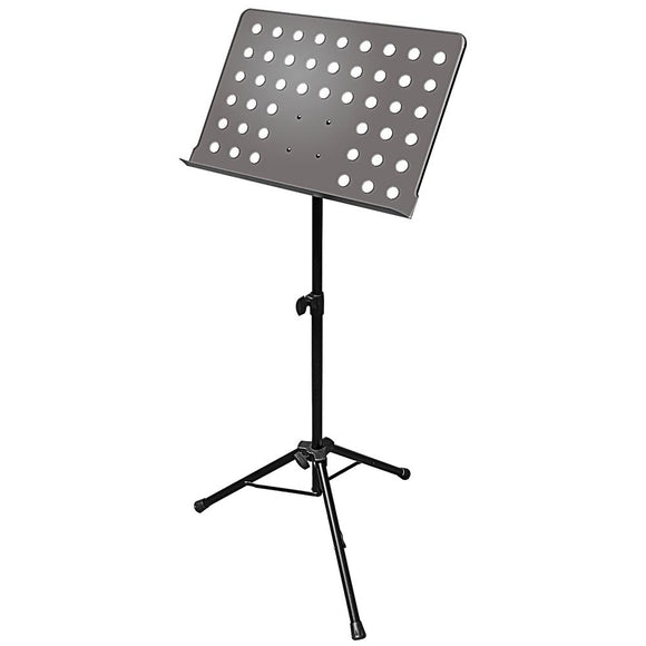 AxcessAbles SM-501-B Orchestra Sheet Music Stand (Black)