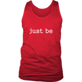 Just Be Mens Tank