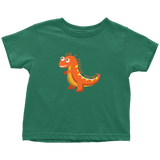 Veggie Saurus Toddler T-Shirt
