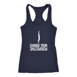 Change your Perspective Racerback Tank
