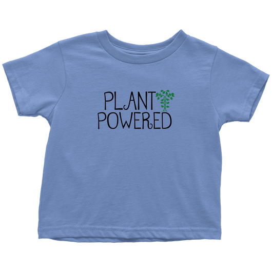 Plant Powered Toddler T-Shirt
