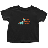 Veggie Saurus 2 Toddler T-Shirt