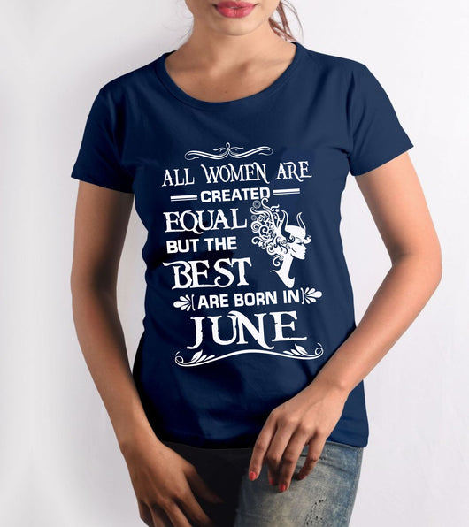 June Women T-shirt