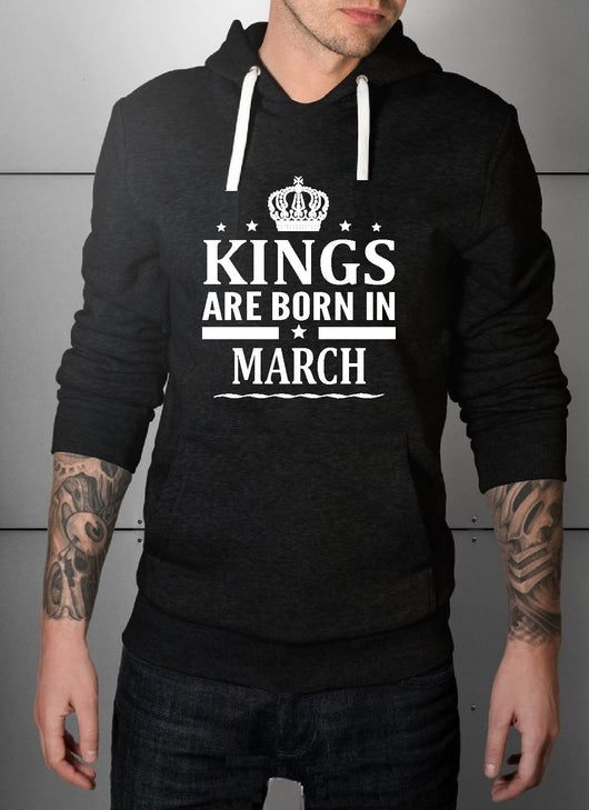 March Kings Hoodie