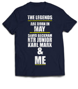 May born T-shirt
