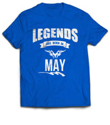 May Legends Premium T-shirt