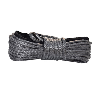 1/4 inch synthetic ATV winch rope