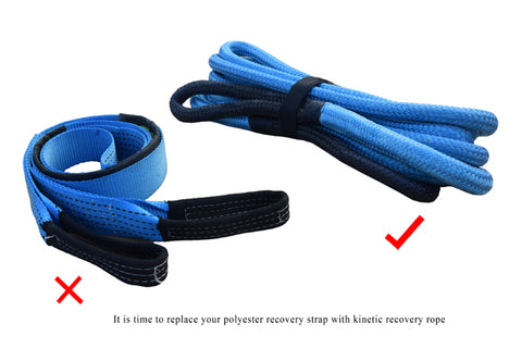 QIQU kinetic energy recovery rope