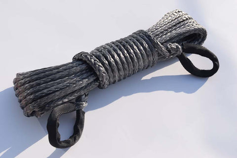 3/8 inch Winch Rope Extension for SUV Truck Off-Road Car Jeep Pickup