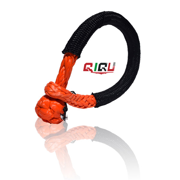 Soft Shackle for 4x4 Recovery ATV/UTV/Truck Lifting and Towing