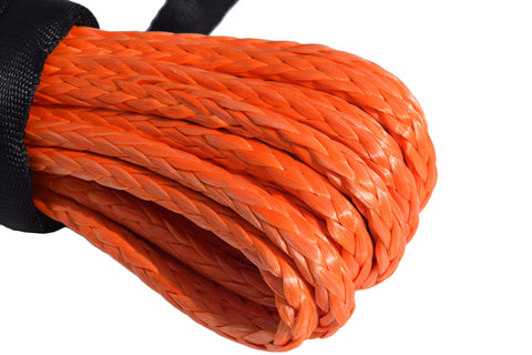 "5/16"" * 50ft Synthetic Winch Rope,ATV Winch Cable,Towing Ropes for Offroad Auto Parts,UHMWPE Rope"