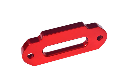 QIQU red Common 4000lb Aluminum hawse fairlead