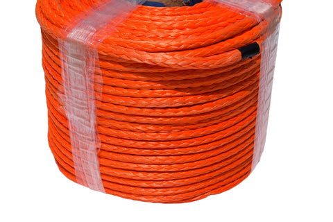 QIQU UHMWPE Rope HMPE rope for sling towing marine