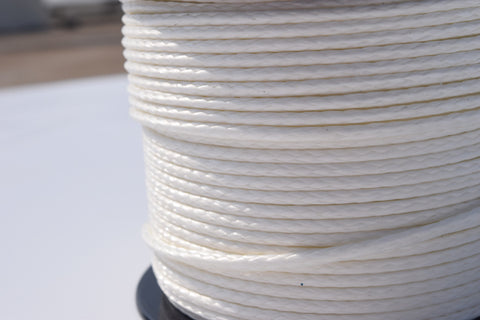 UHMWPE Rope Spectra Rope Plasma Rope of 1/8 inch spool for sailboat