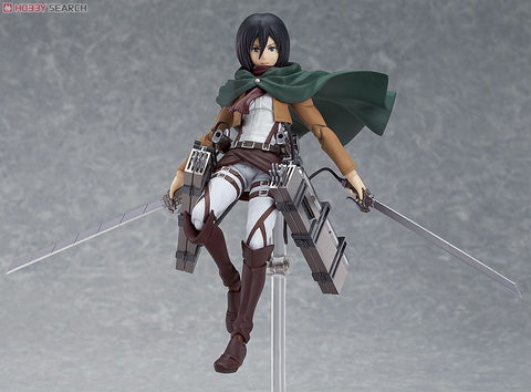 Attack on Titan - figma Mikasa Ackerman PVC Figure