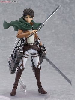 Attack on Titan - figma Eren Yeager PVC Figure