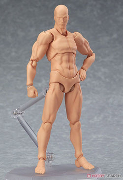 - figma Archetype Next: He - Flesh Color Ver. PVC Figure