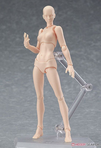 - figma Archetype Next: She - Flesh Color Ver. PVC Figure