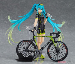 Racing Miku 2015 Ver. - figma Racing Miku 2015: Team Ukyo Support Ver. PVC Figure