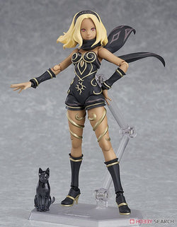 Gravity Rush 2 - figma Gravity Kat 2.0 PVC Figure