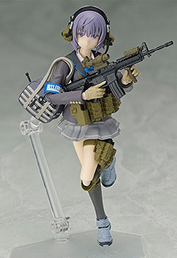 Figma Little Armory Asato Mirai Non Scale ABS & PVC Made Painted Movable Figure