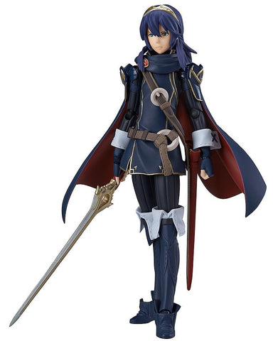 Figma Fire Emblem Awakening Lukina Non Scale ABS & ATBC-PVC Painted Movable Figure