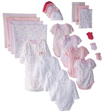 Baby Boys' Girls' Newborn 23-Piece Essential Baby Layette Set