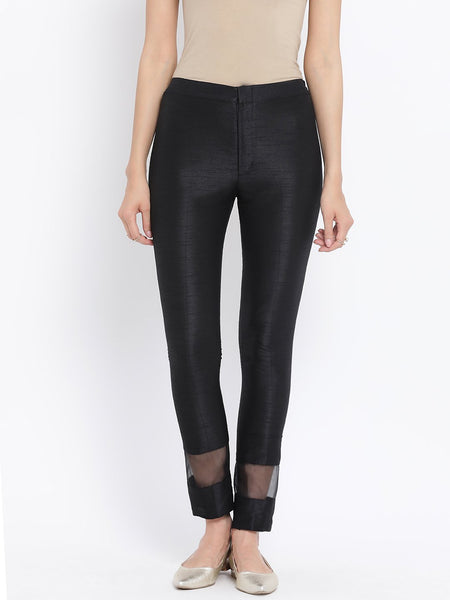Dupion Solid Pant