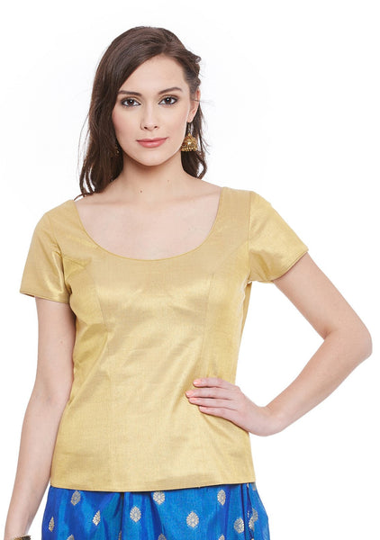 Poly Tissue Panelled Top