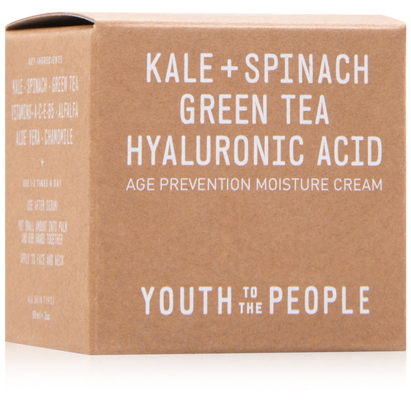 Youth to the People Kale + Spinach Age Prevention Cream (2 oz)