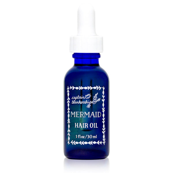 Captain Blankenship Mermaid Hair Oil (1 fl oz)