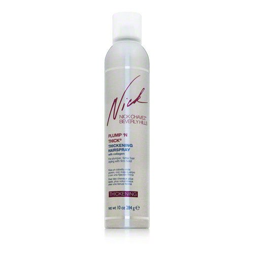 Nick Chavez Plump 'N Thick Thickening Hairspray (10 oz.)