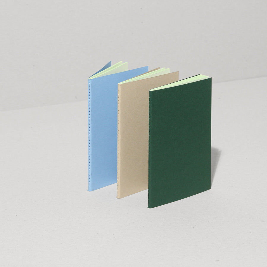 Sketch-Note | Chrome - GREEN - Pack of 3