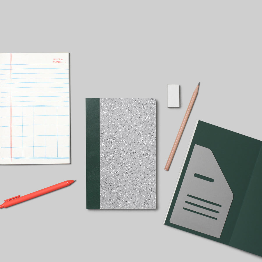 Exercise Book - GREY CERAMIC