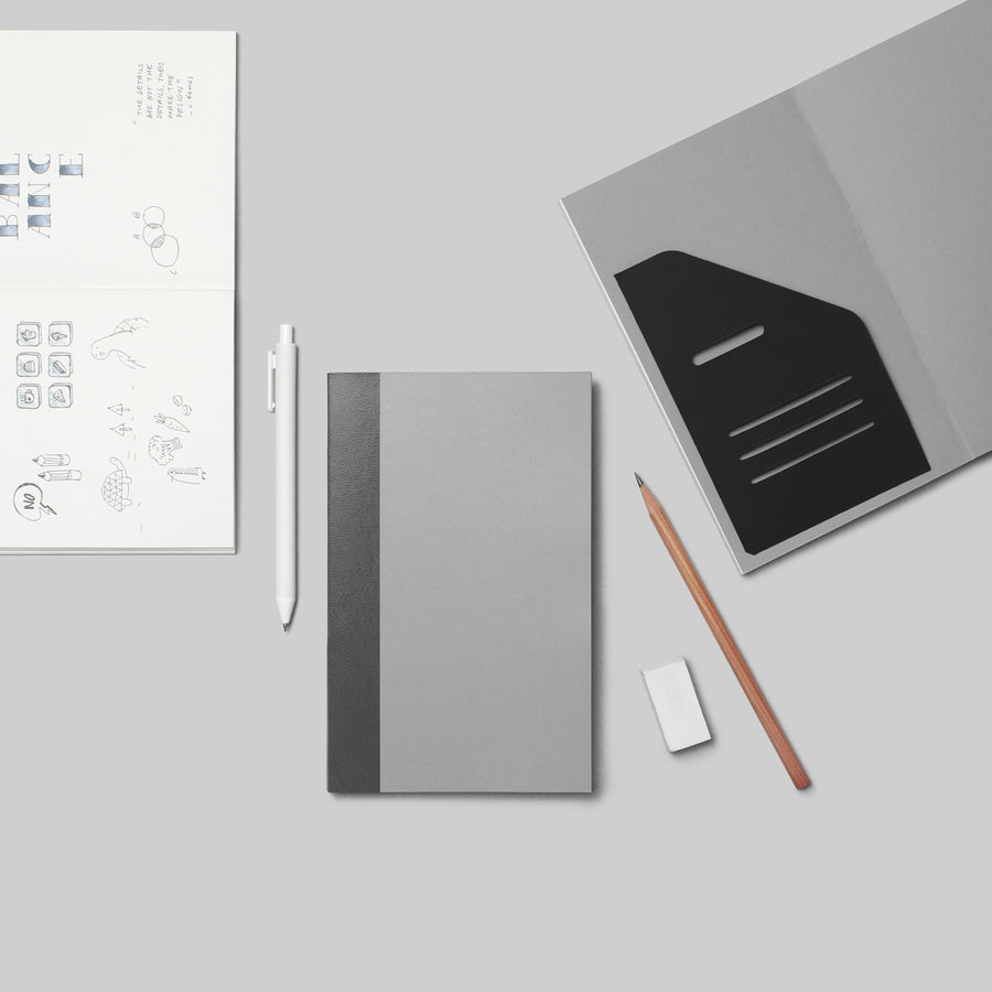 Exercise Book - GREY