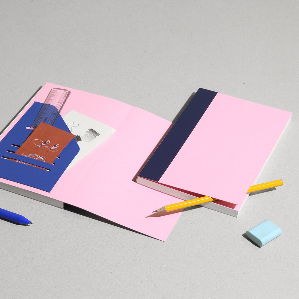 Exercise Book - PINK