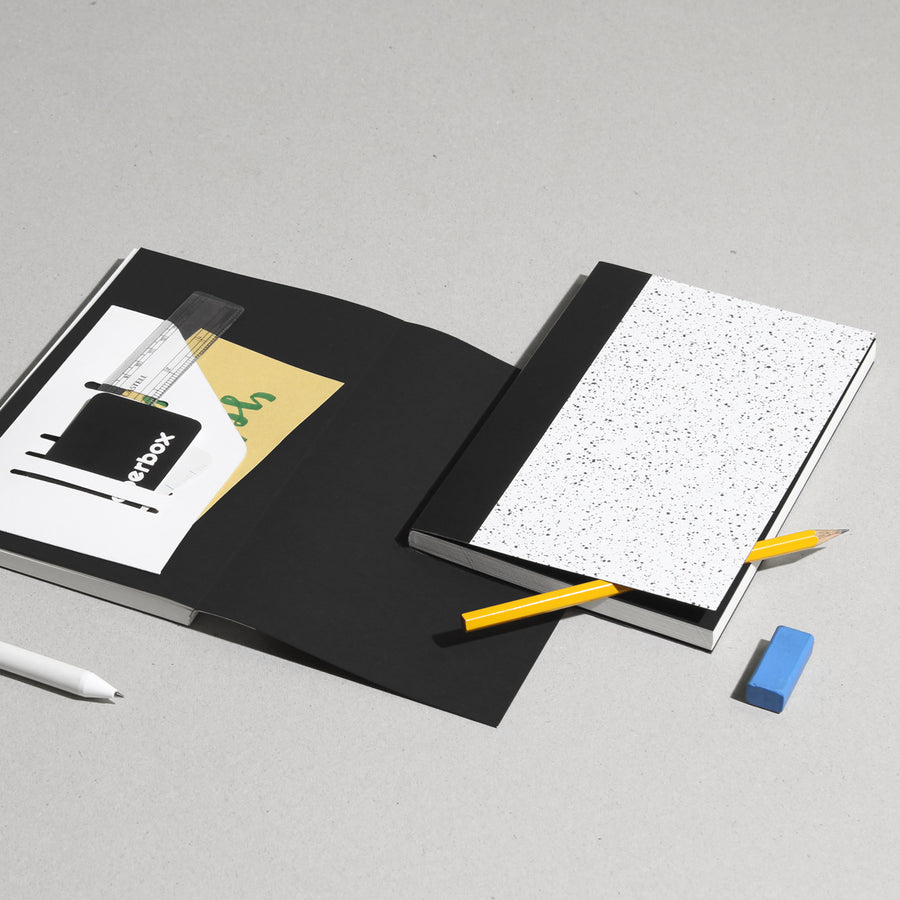 Exercise Book - WHITE CERAMIC